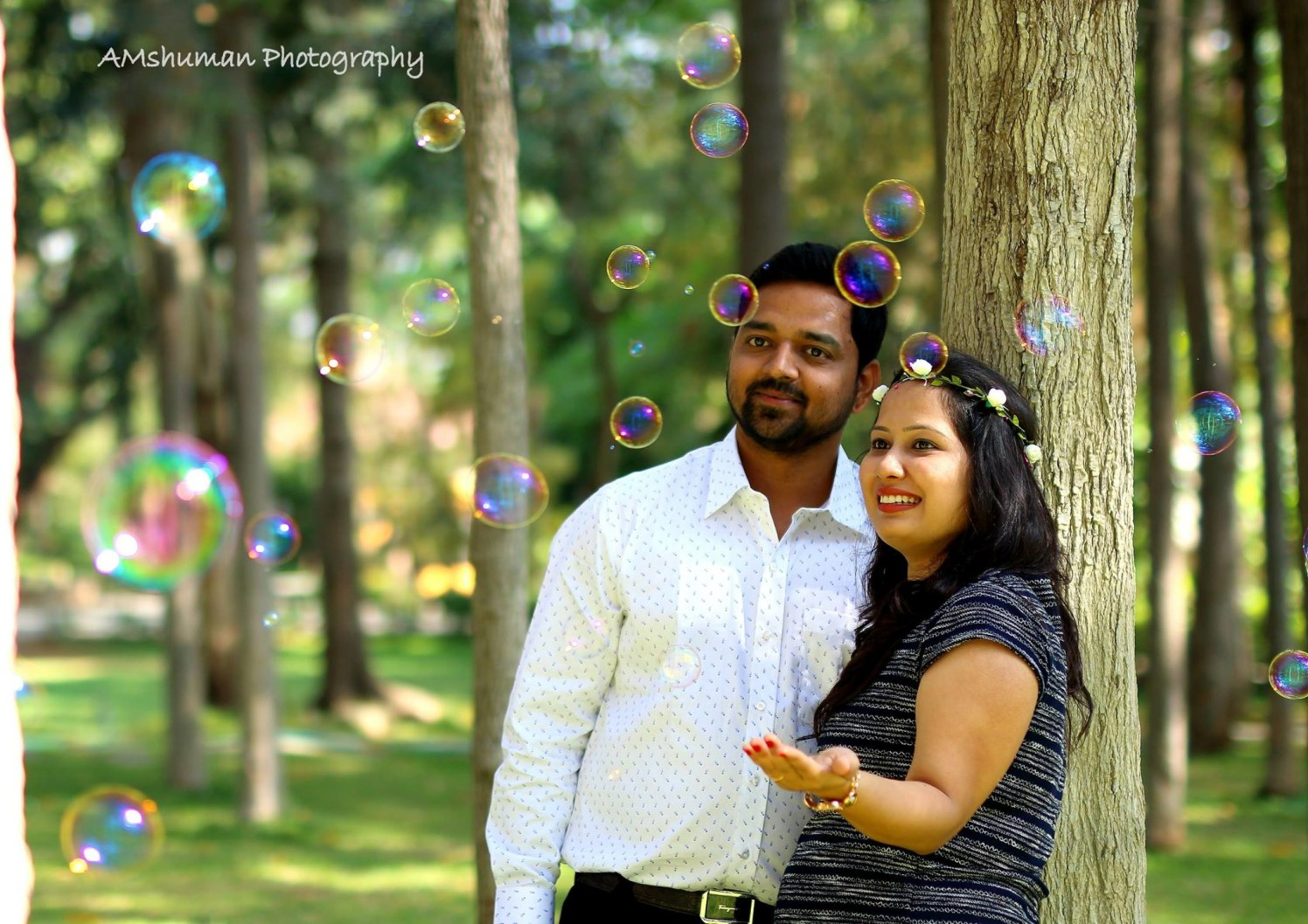 Pre Wedding Shoot In The Woods by Amshuman Wedding-photography | Weddings Photos & Ideas