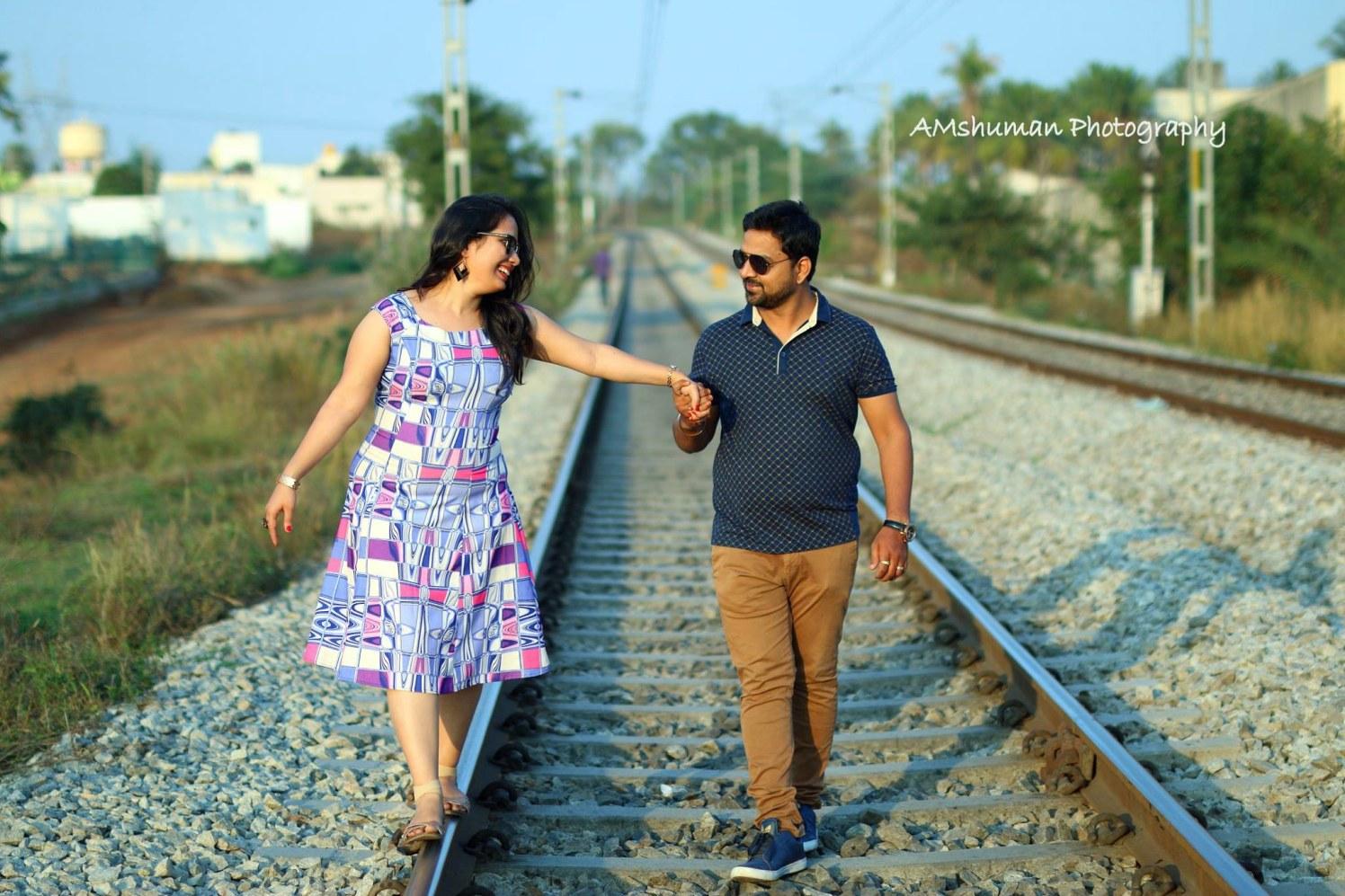 Love On Track! by Amshuman Wedding-photography | Weddings Photos & Ideas