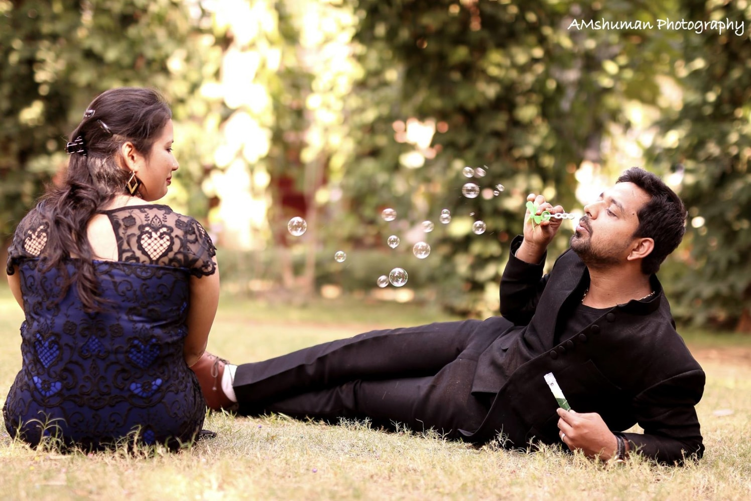 Elegant Couple On Pre Wedding Shoot! by Amshuman Wedding-photography | Weddings Photos & Ideas