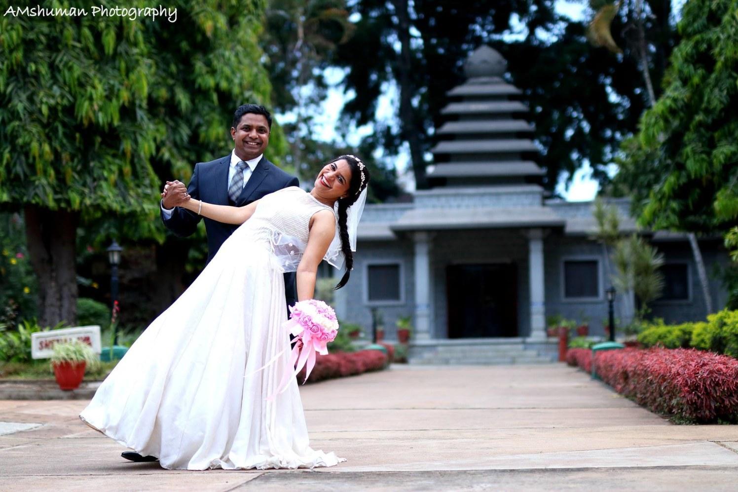 Couple Portrait On Wedding Day! by Amshuman Wedding-photography Wedding-dresses | Weddings Photos & Ideas