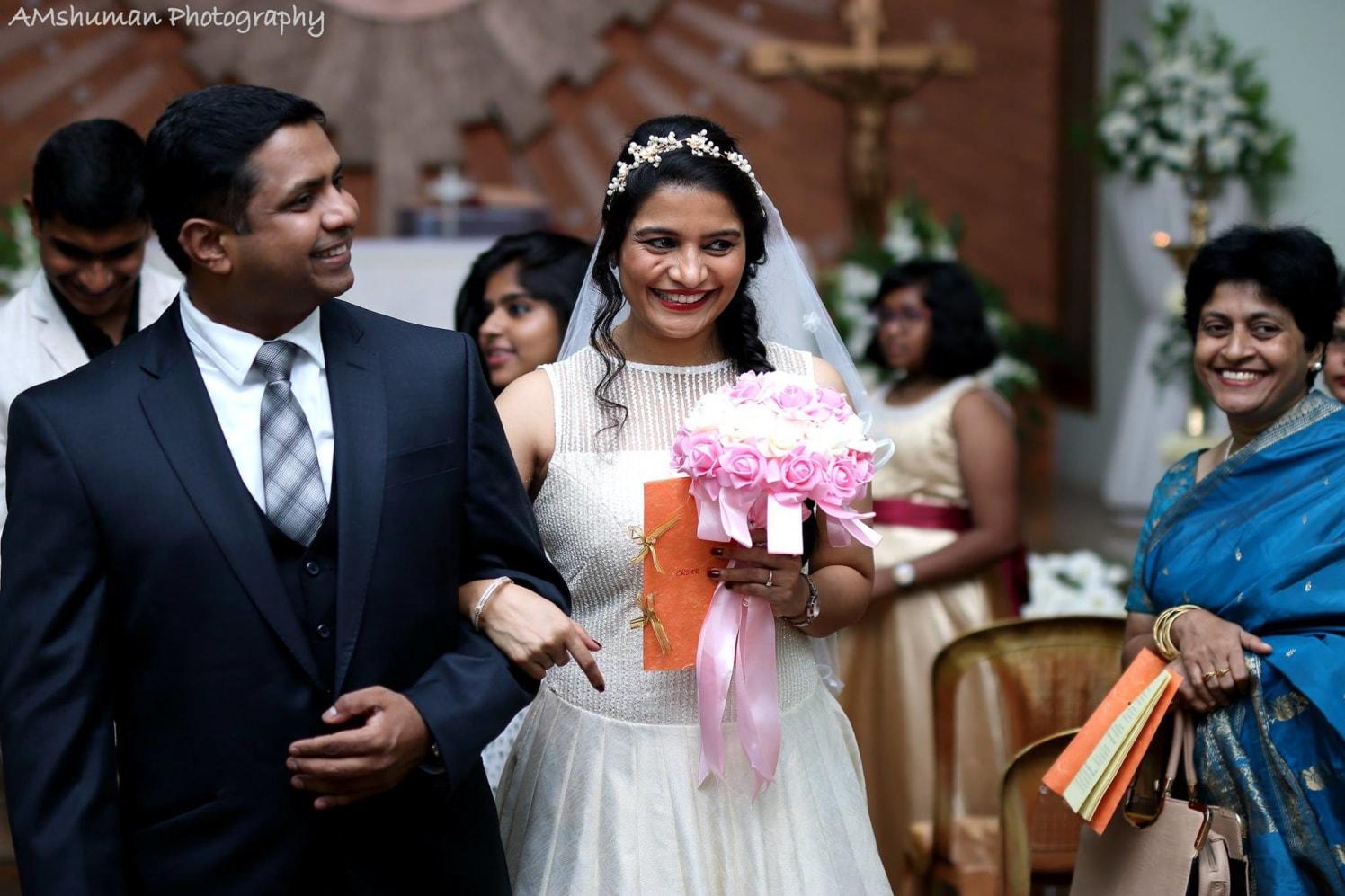 Ravishing Duo On Wedding Day! by Amshuman Wedding-photography | Weddings Photos & Ideas