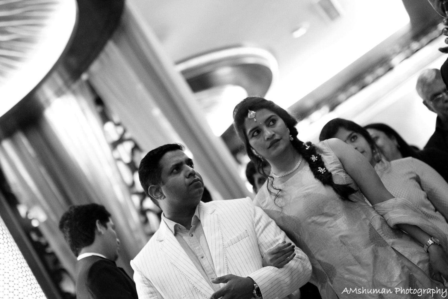 Regal Duo On Engagement Day! by Amshuman Wedding-photography   Weddings Photos & Ideas