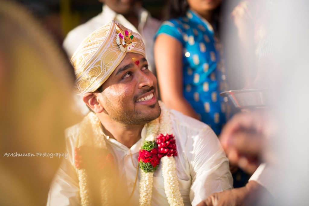 Beaming Groom  Wearing Tradition Turban! by Amshuman Wedding-photography Groom-wear-and-accessories | Weddings Photos & Ideas