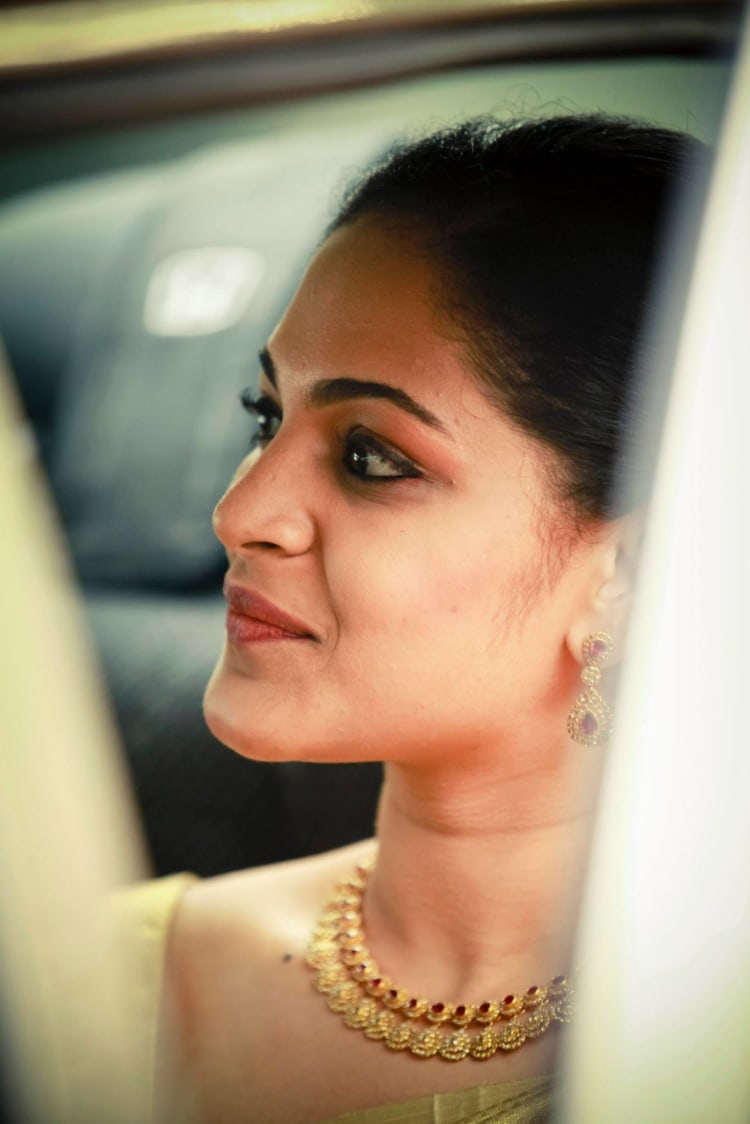 Bride Wearing Light and Natural  Makeup by Bosco Naveen Wedding-photography | Weddings Photos & Ideas