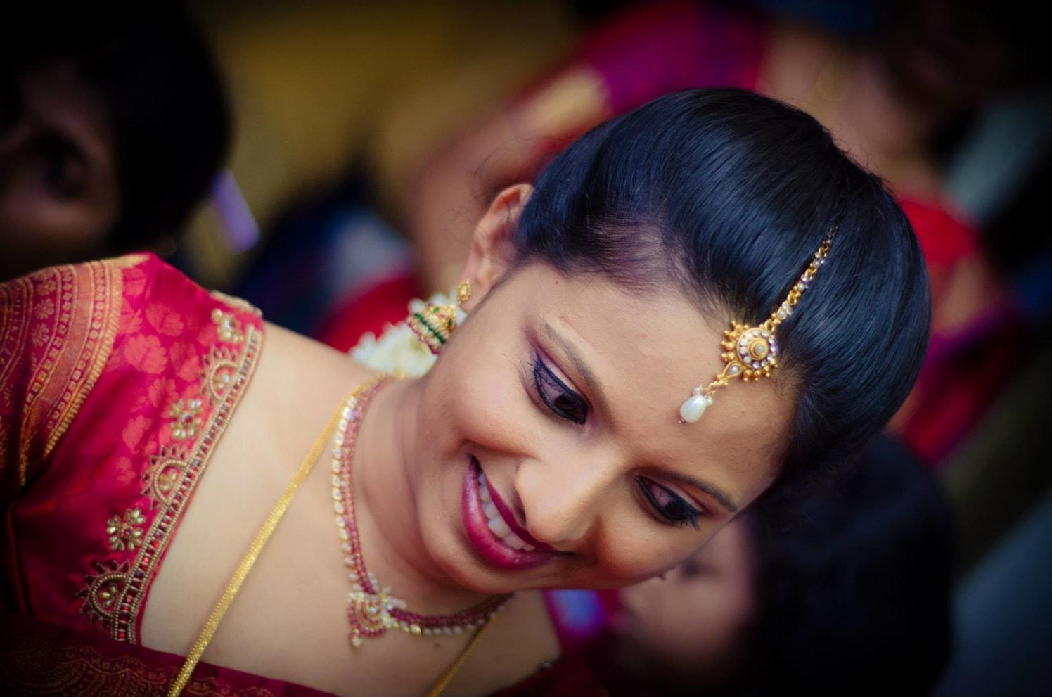 Trendy Bridal Mang Teeka by Bosco Naveen Bridal-jewellery-and-accessories | Weddings Photos & Ideas
