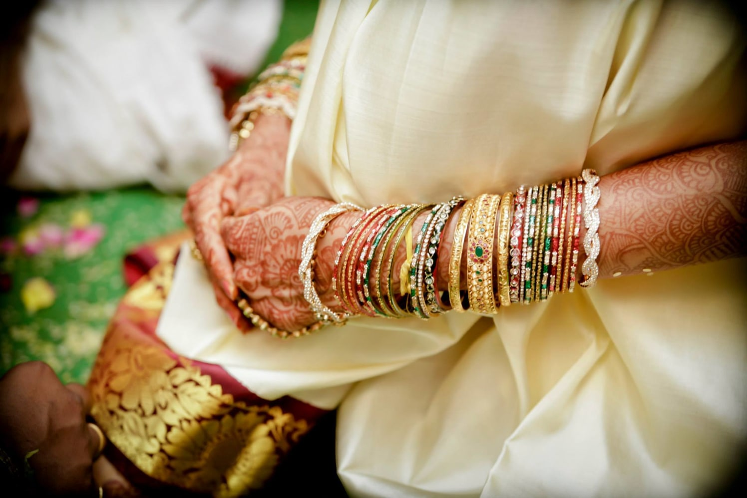 Trendy Bridal Bangles by Bosco Naveen Bridal-jewellery-and-accessories | Weddings Photos & Ideas