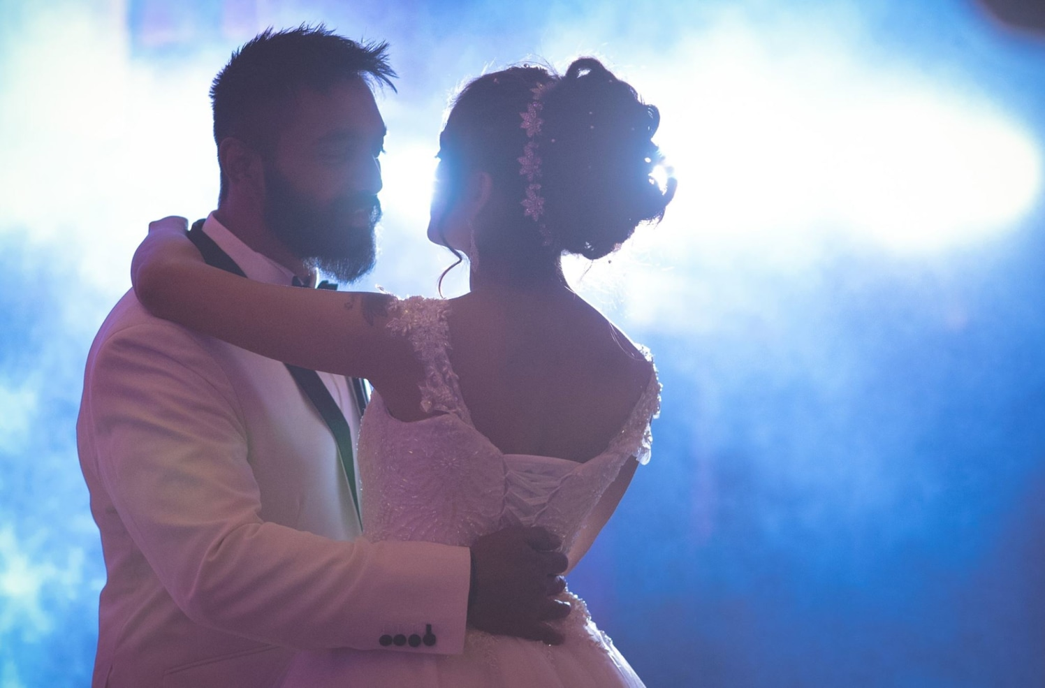 Bride and Groom Doing a Dance by Bosco Naveen Wedding-photography | Weddings Photos & Ideas