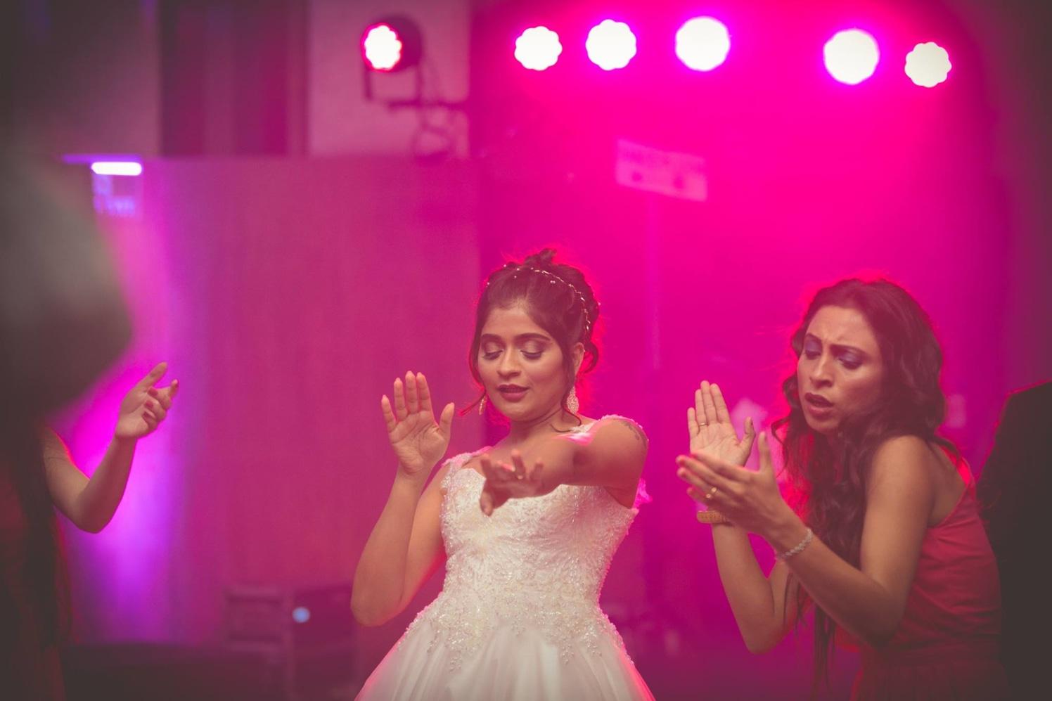 Bride Breaking Into a Dance by Bosco Naveen Wedding-photography   Weddings Photos & Ideas