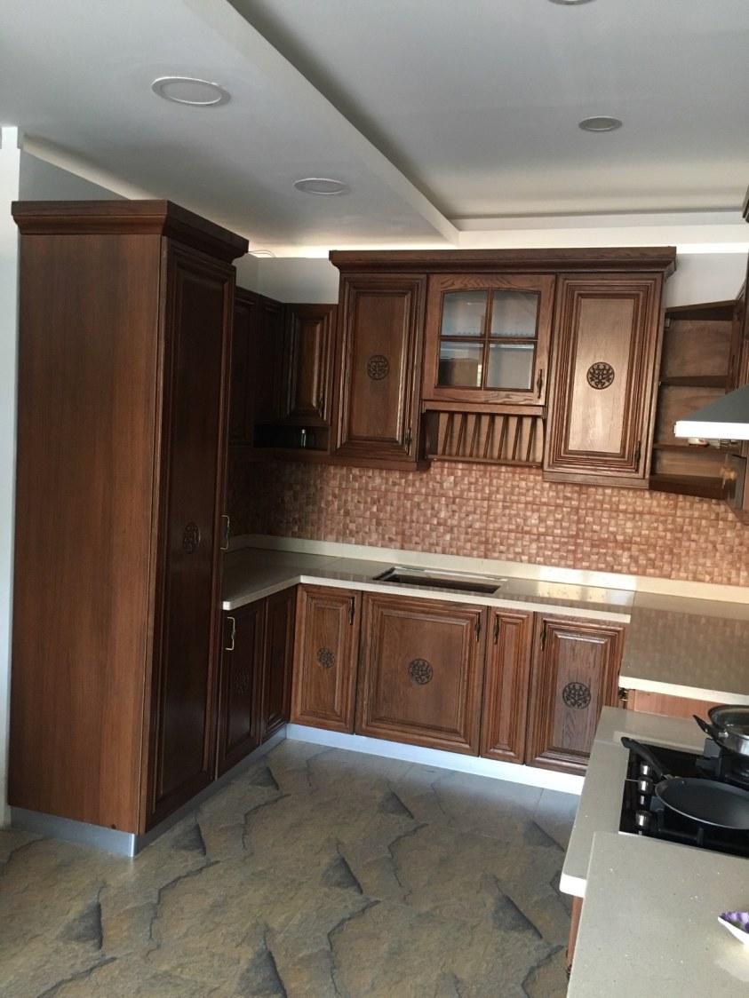 Modular kitchen decor by Dhelvon Modular-kitchen Modern | Interior Design Photos & Ideas