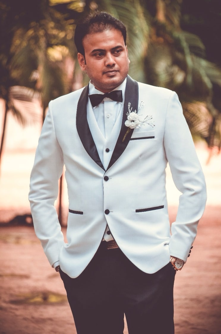 Dashing christian groom by Frame Fantasy Wedding-photography | Weddings Photos & Ideas