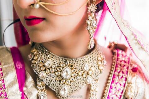 Beautiful bridal shot by Cele-brat Wedding-photography | Weddings Photos & Ideas