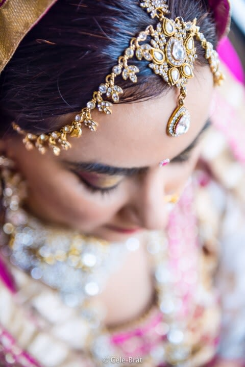 Beautiful bridal shot by Cele-brat Wedding-photography | Weddings Photos & Ideas