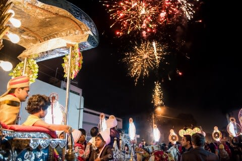 Baraat scenes by Cele-brat Wedding-photography | Weddings Photos & Ideas