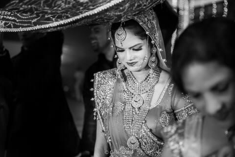 Graceful entry of the bride by Cele-brat Wedding-photography | Weddings Photos & Ideas