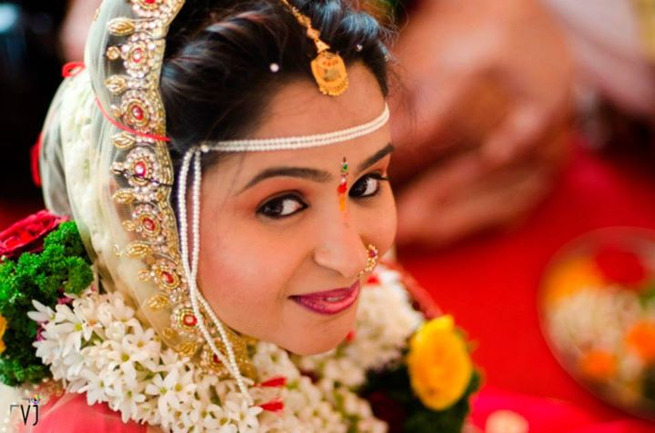 Beautiful bridal portrait by VJ Photography Wedding-photography | Weddings Photos & Ideas