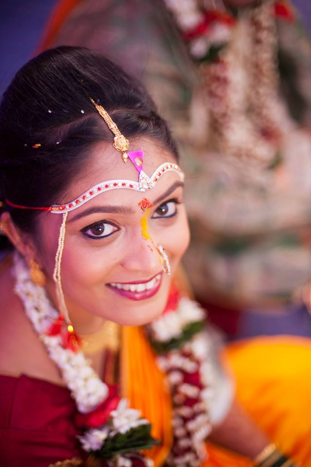 Pretty marathi bride by VJ Photography Wedding-photography | Weddings Photos & Ideas