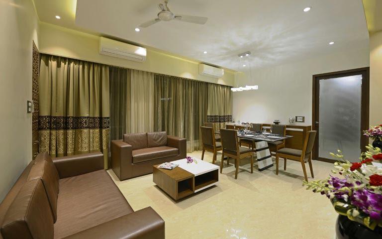 A modern living room! by Artistic design group Living-room   Interior Design Photos & Ideas