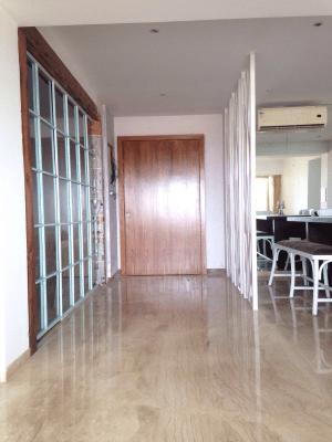 White hallway! by Artistic design group Indoor-spaces | Interior Design Photos & Ideas