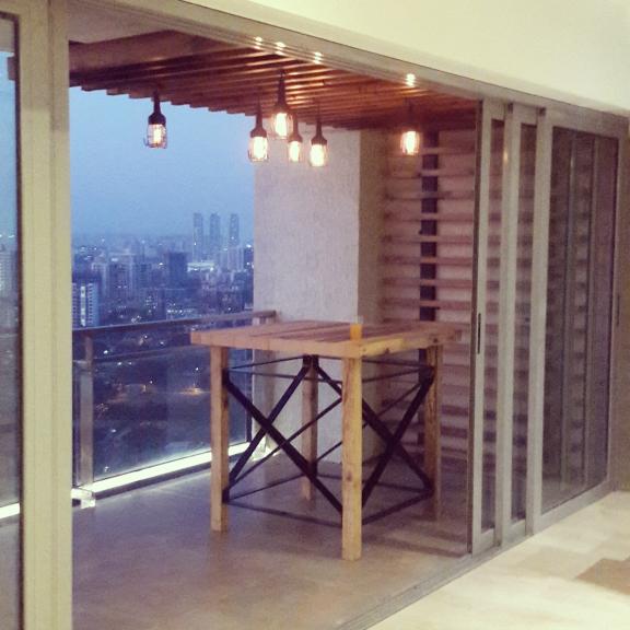 Balcony! by Artistic design group Open-spaces | Interior Design Photos & Ideas