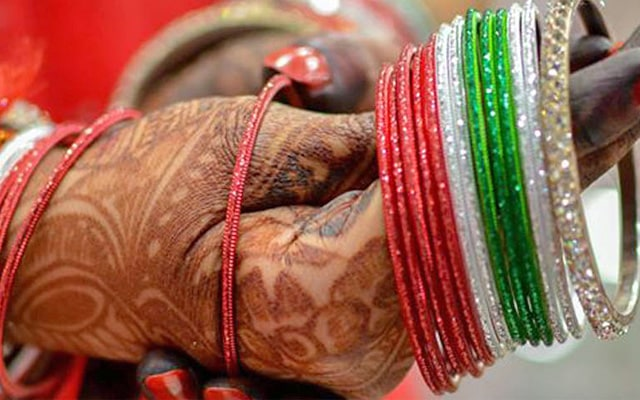 Tri-Colored Bangles by Ankit Poddar Wedding-photography | Weddings Photos & Ideas
