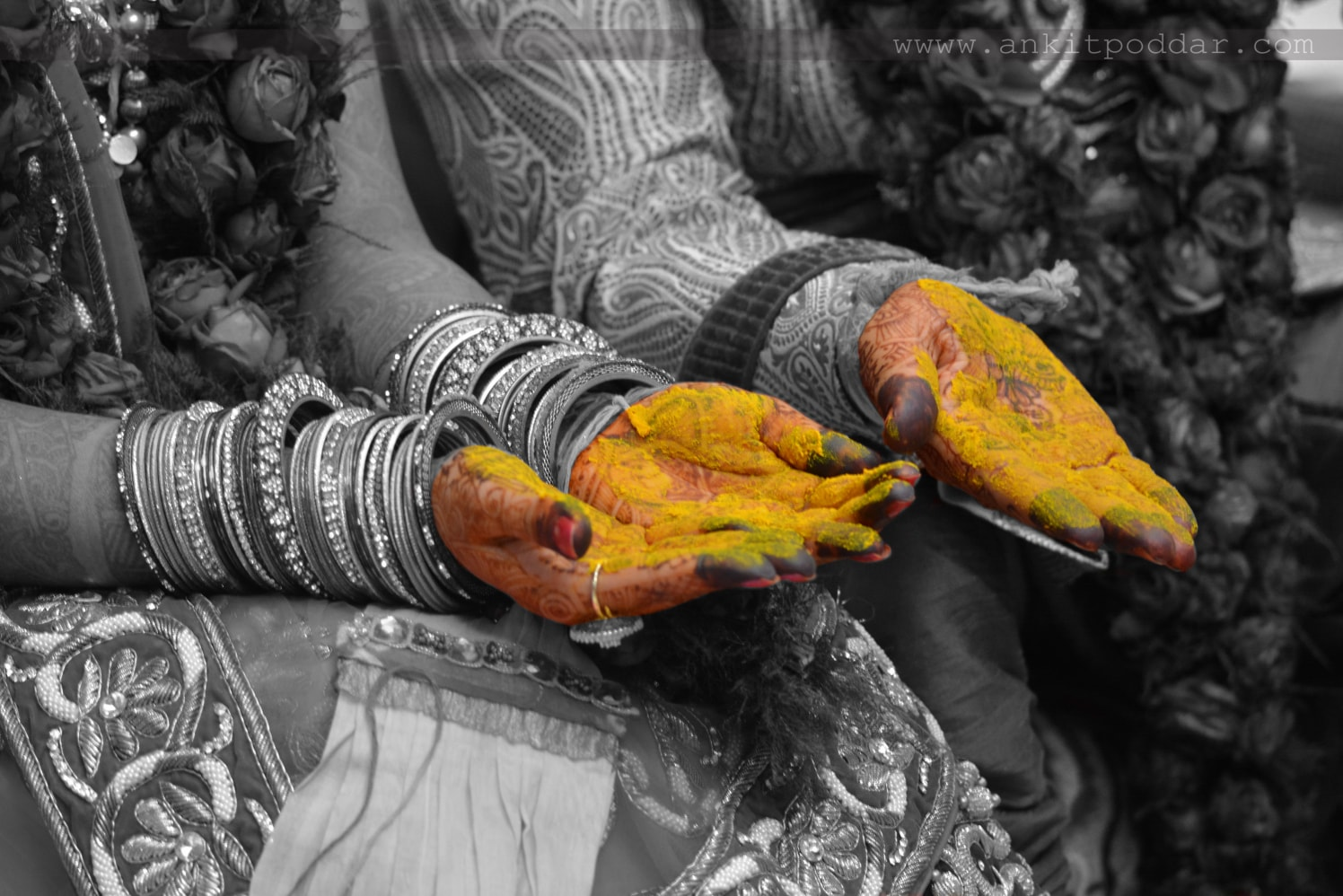 Wedded In Yellow by Ankit Poddar Wedding-photography | Weddings Photos & Ideas