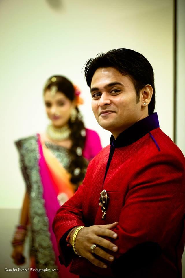 Charismatic Groom-To-Be! by Puneet Ganatra Wedding-photography   Weddings Photos & Ideas