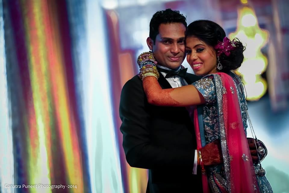 Portrait Of A Stunning Couple by Puneet Ganatra Wedding-photography | Weddings Photos & Ideas