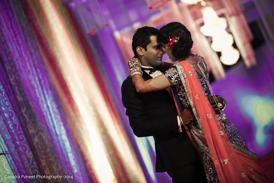 Bride and Groom Portrait! by Puneet Ganatra Wedding-photography | Weddings Photos & Ideas