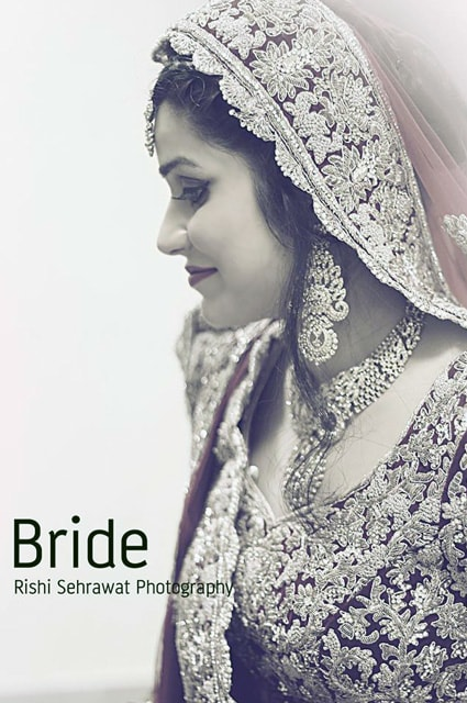 Splendid Bride! by Rishi Sehrawat Wedding-photography | Weddings Photos & Ideas