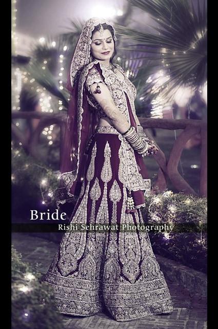 Regal Bride On Her Wedding! by Rishi Sehrawat Wedding-photography | Weddings Photos & Ideas