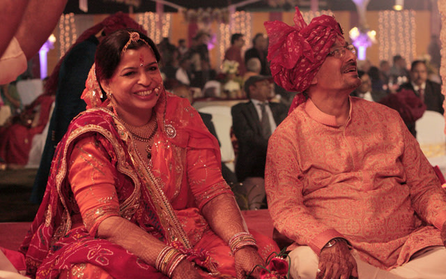 Merry Gaze Of Parents by Storytellers & Artists Wedding-photography | Weddings Photos & Ideas