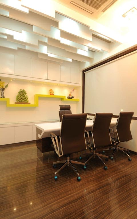 Unique office decor ideas by ARCHITECT KAUSHAL CHOUHAN | Interior Design Photos & Ideas