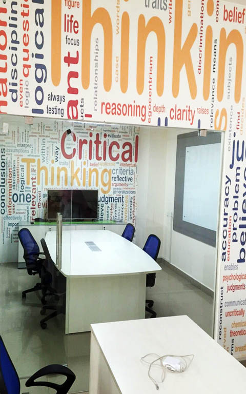Modern open style office decor by ANTARANGNI INTERIOR P LTD | Interior Design Photos & Ideas