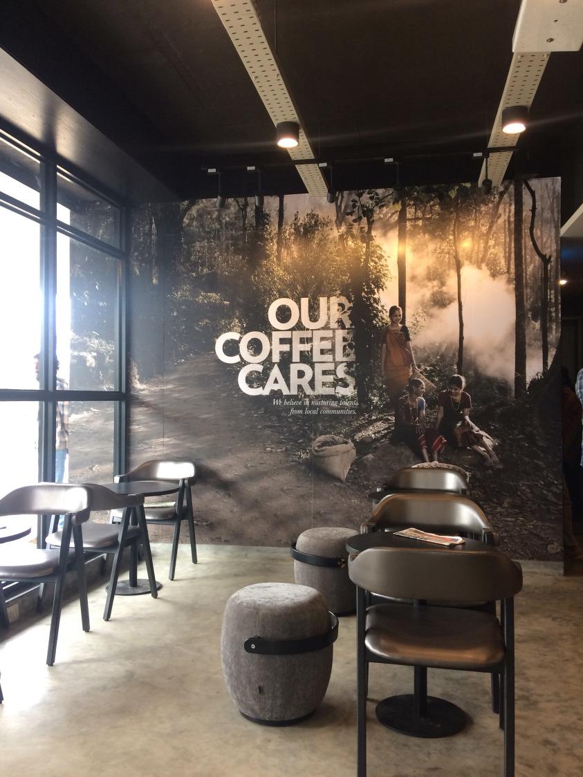 Modern closed cafe decor by ANTARANGNI INTERIOR P LTD | Interior Design Photos & Ideas