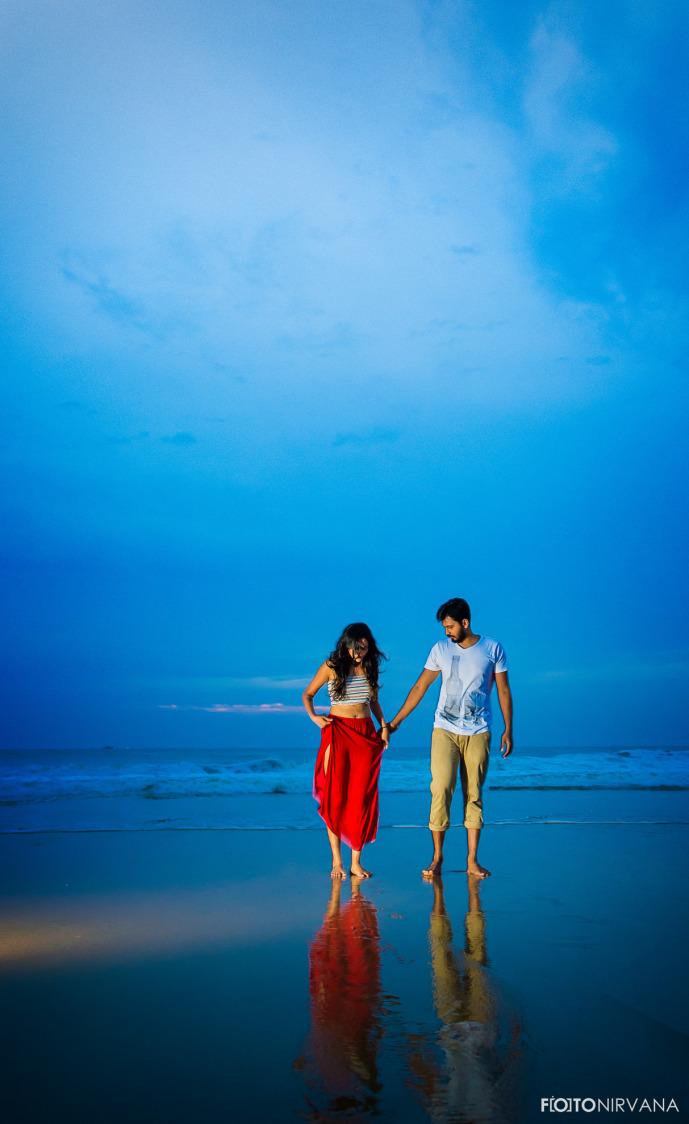 Incredible Shot Of The Couple by FOTONIRVANA Wedding-photography | Weddings Photos & Ideas