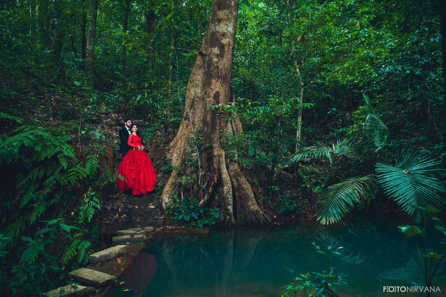 Stunning Location For Pre Wedding Shoot by FOTONIRVANA Wedding-photography | Weddings Photos & Ideas