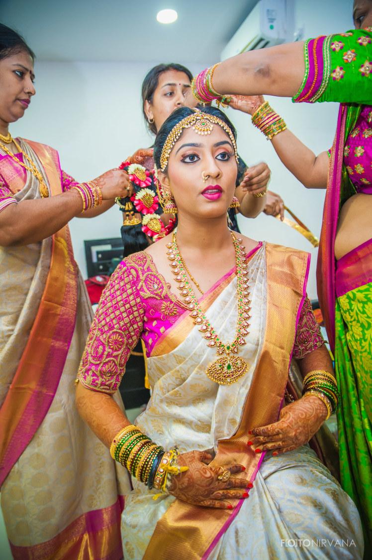 Whimsical Beauty Getting Ready! by FOTONIRVANA Wedding-photography Bridal-makeup | Weddings Photos & Ideas