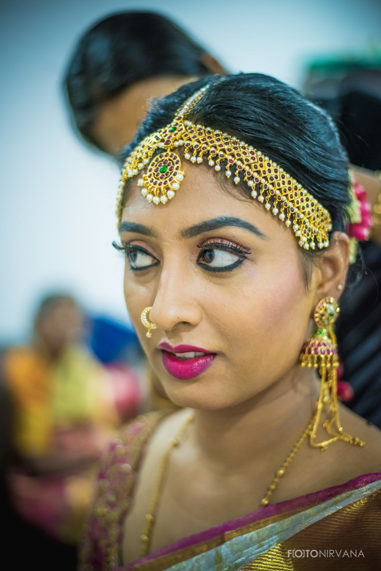 Beauteous Charisma Of The Bride! by FOTONIRVANA Bridal-makeup Bridal-jewellery-and-accessories | Weddings Photos & Ideas