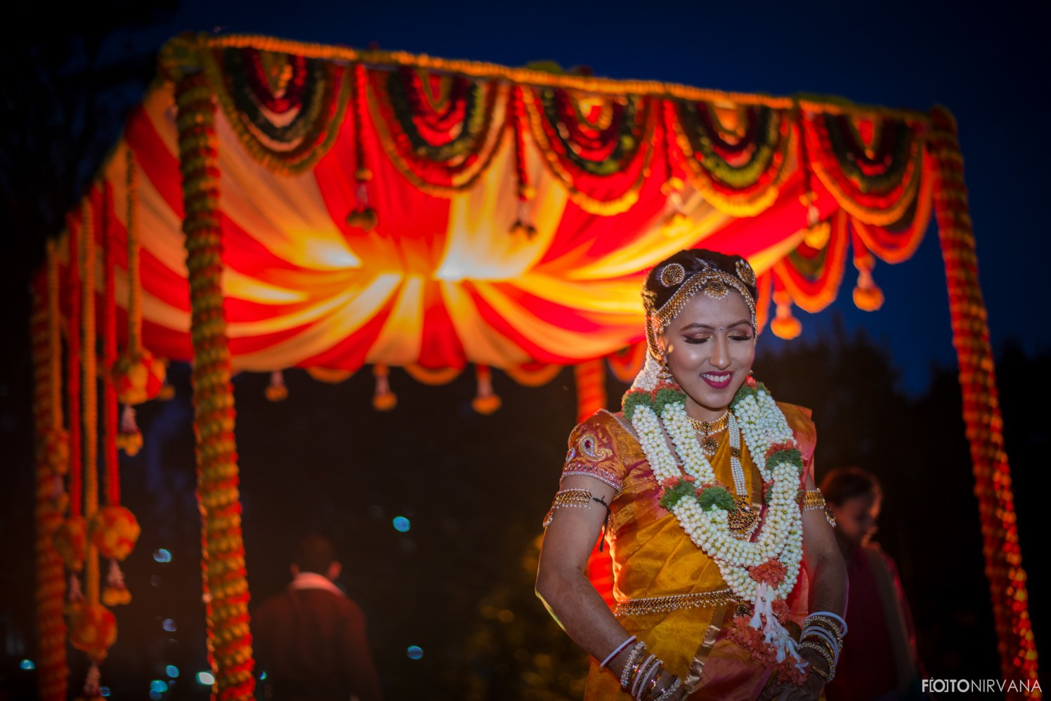 Bride On Her Wedding Day by FOTONIRVANA Wedding-photography | Weddings Photos & Ideas