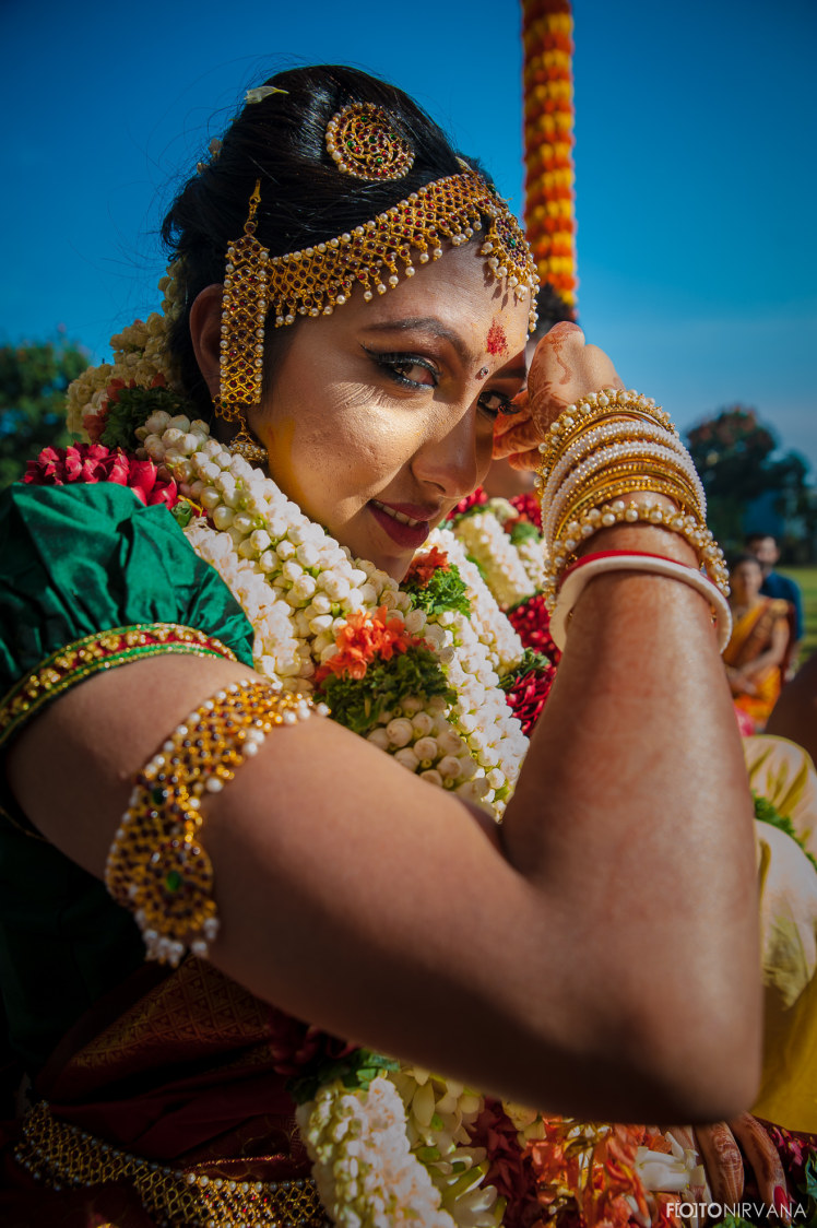 Bride Wearing Exquisite Gold Jewelry! by FOTONIRVANA Wedding-photography | Weddings Photos & Ideas