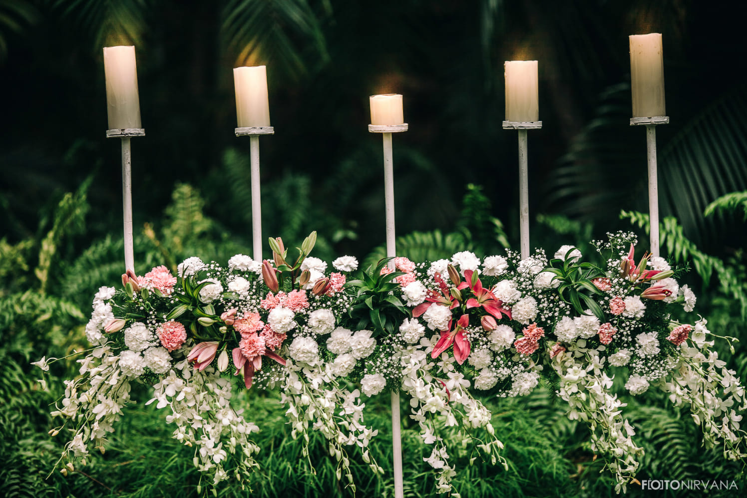 Floral Decor For Wedding Day! by FOTONIRVANA Wedding-photography Wedding-decor | Weddings Photos & Ideas
