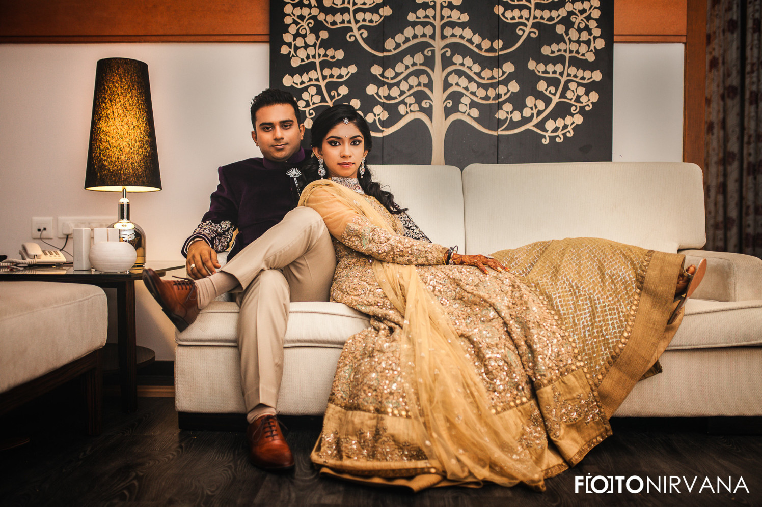 Bridal And Groom Wear Options For Reception Day! by FOTONIRVANA Wedding-photography Wedding-dresses | Weddings Photos & Ideas