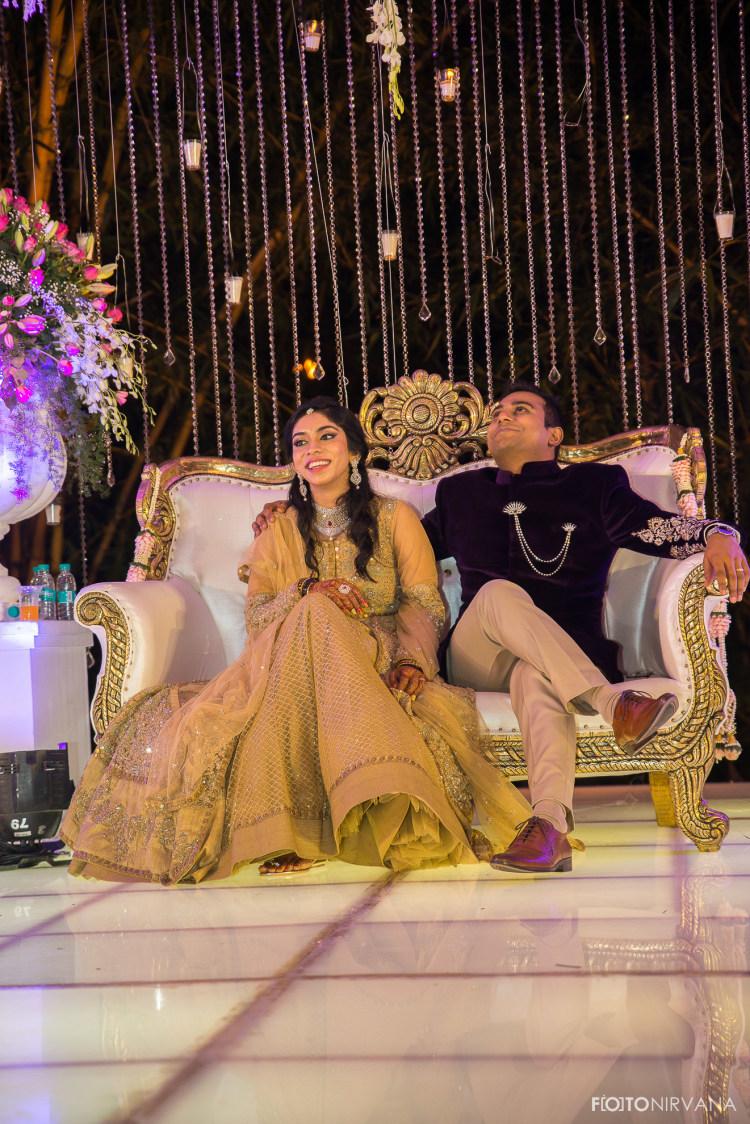 Ravishing Duo On Reception Day! by FOTONIRVANA Wedding-photography | Weddings Photos & Ideas