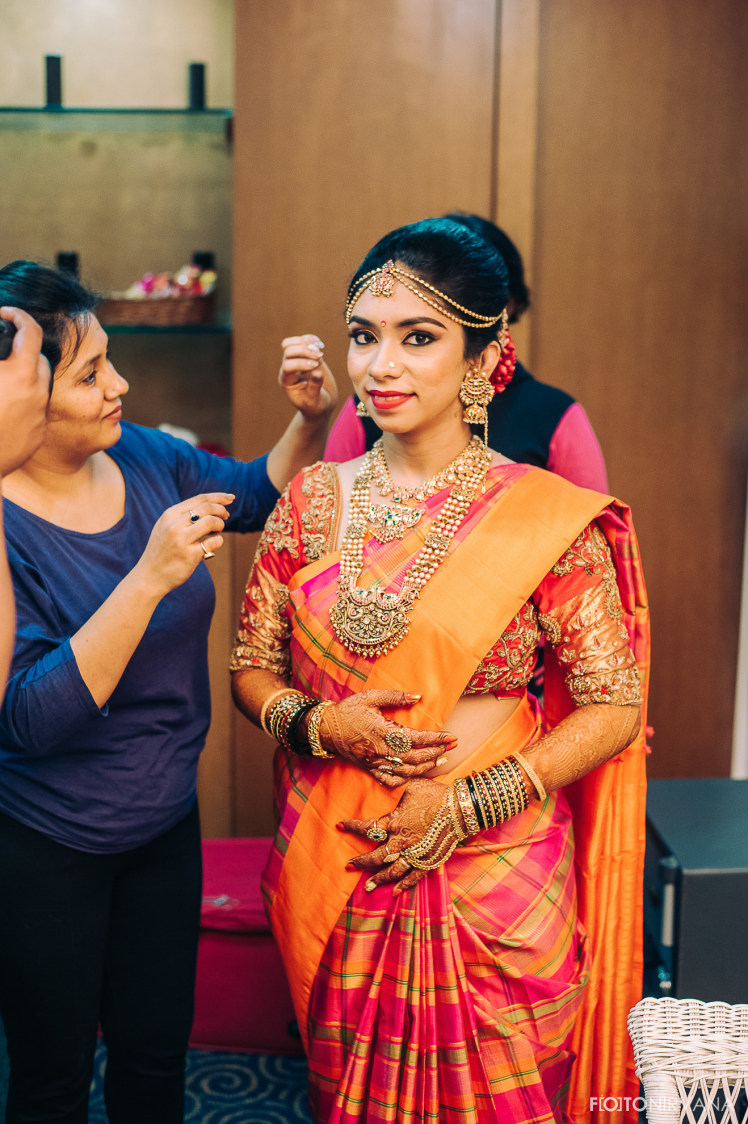 Bride Getting Ready For Her D-DAy by FOTONIRVANA Wedding-photography Wedding-dresses   Weddings Photos & Ideas