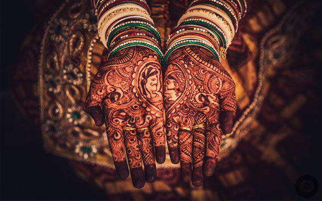 Beautiful bridal mehendi by Two Cups Coffee and A Camera Wedding-photography | Weddings Photos & Ideas