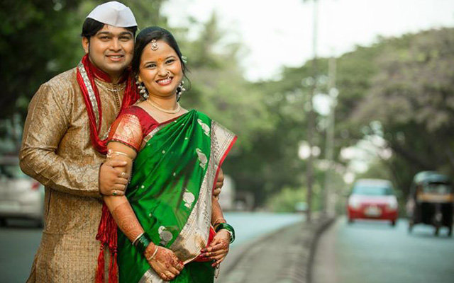 Gracious marathi twain by Tejas Nayak Wedding-photography | Weddings Photos & Ideas