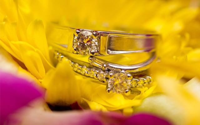 Blooming love rings by Tejas Nayak Wedding-photography | Weddings Photos & Ideas
