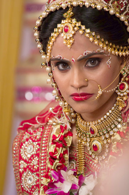 Gracious bride by Tejas Nayak Wedding-photography | Weddings Photos & Ideas