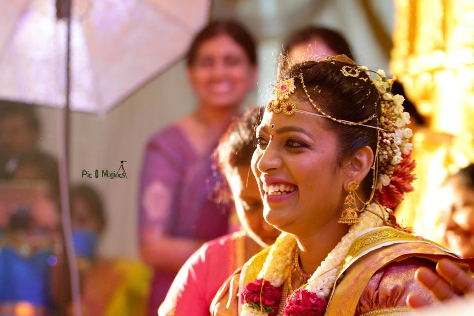 Elegant smile by Pic-O-Maniacs  Wedding-photography | Weddings Photos & Ideas