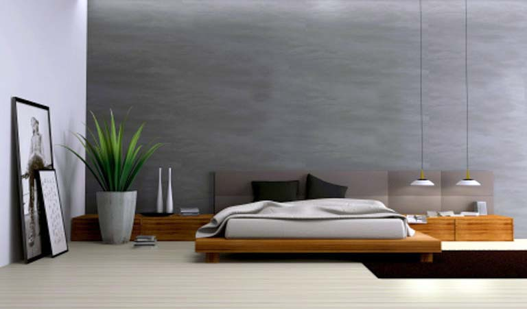 A modern bedroom design! by Dezire modular kitchen & Interiors Bedroom | Interior Design Photos & Ideas